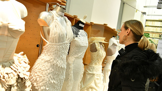 Izložbom svadbenih haljina Istra ušla u mjesec vjenčanja